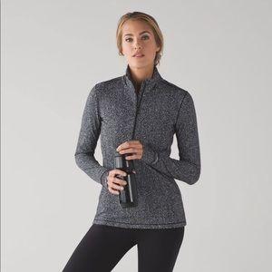 Lululemon Outrun 1/2 Zip Pullover Sweater